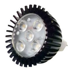 C-WY-5W-MR16-DW ΛΑΜΠΑ DIMMABLE 12V 5W 6000K