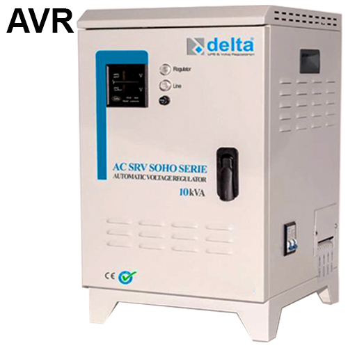 AVR -Automatic-voltage-regulator