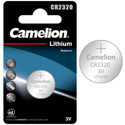 08.11.0009_CAMELION_2320_LITHIUM_CELL_BATTERY_PALS