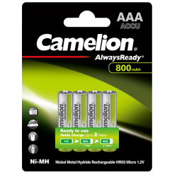 09.20.0006_CAMELION_AAA_800_ALWAYS_READY_RECHARGEABLE_BATTERY_PALS