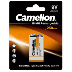 09.20.0016_9V_CAMELION_250_RECHARGEABLE_BATTERY_PALS