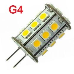 C-WY-G4-2,6W-NW ΛΑΜΠΑ LED G4 12V 2,6W 4000K
