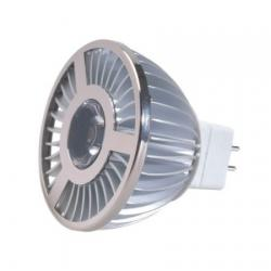 GL-MR16-5-6000K ΛΑΜΠΑ ΣΠΟΤ LED GLACIAL MR16 12V(AC/DC) 5W